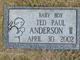 Profile photo:  Ted Paul Anderson, II