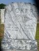 Profile photo:  Mary Eliza <I>Lowry</I> Acker