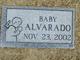Profile photo:  Baby Alvarado
