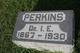 I. E. Perkins