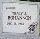 Tracy J Bohannon