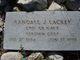 Chief Randall Jay Lackey