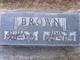 Edith Stella <I>Winn</I> Brown