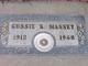 Gussie K. <I>Patton</I> Massey