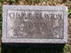 "Profile photo:  Charles Clayton ""Charlie"" Bayman"