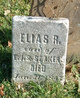 Profile photo:  Elias R. Akers