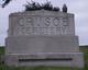 Crusoe Cemetery