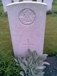 Private John James Reeve