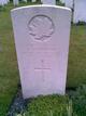Private Louis Thompson
