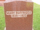 Mary <I>Sheetz</I> Ruffridge
