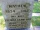 Mathew Acheson