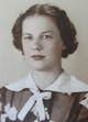 Profile photo:  Mary Frances <I>Marattay</I> Fowler