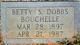 Betty <I>Simons</I> Dobbs