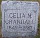 Profile photo:  Celia Nancy <I>Windsor</I> Crandall