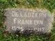 DeLauzern Franklin