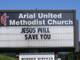 Arial United Methodist Church Cemetery