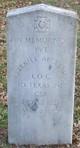 Pvt. Ezekiel Ables, Jr