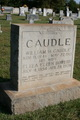 William H Caudle