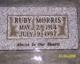 Profile photo:  Ruby <I>Ridley</I> Morris