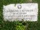 "Raymond Coll ""Budd"" Kennedy"