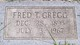 Fred Timothy Gregg