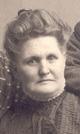 Frances Louise <I>Armstrong</I> Bolsinger