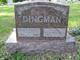 Julia E. <I>Nickloy</I> Dingman