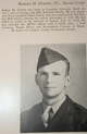 PFC Robert Malcolm Overby