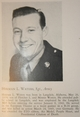 Sgt Herman L <I> </I> Waters,