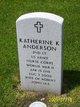 Katherine K. Anderson