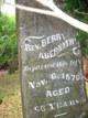 Profile photo: Rev Barry Abernathy