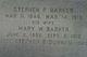 Betsey <I>Barker</I> Dunham