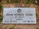 John Patrick Ward