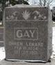 Orren Lenard Gay