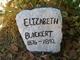 Elizabeth Blackert