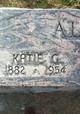 Profile photo:  Katie Grey <I>Newcomb</I> Allan
