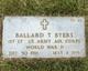 Ballard T. Byers