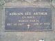 Adrian Lee Arthur