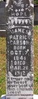 James Patrick Carson