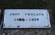 John Froland