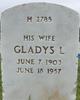 Gladys L <I>Tomberlin</I> Bignall