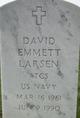 David Emmett Larsen