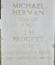 Michael Herman Padgett