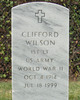 Clifford Wilson