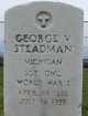 George Vern Steadman
