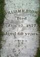 William H. Brown