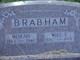 """Mary Elnora """"Nora"""" <I>Gates</I> Brabham"""