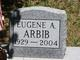 Profile photo:  Eugene A. Arbib