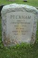 Mary Elizabeth <I>Tilley</I> Peckham