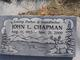 "John Leaford ""Lee"" Chapman"